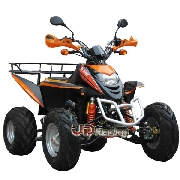 Quad 250cc Shineray Homologué 2 places Noir-Orange