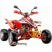 Quad 250cc Shineray Racing STIXE Rouge