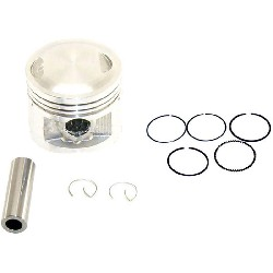Kit Piston pour dirt bike 107-110cc 4 temps (type 2)