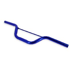 Guidon Pocket bike cross (Bleu)