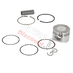 Kit Piston pour Scooter GY6 125cc (152QMI)