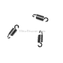 3 ressorts Hard pour embrayage scooter chinois 125cc (Argent)
